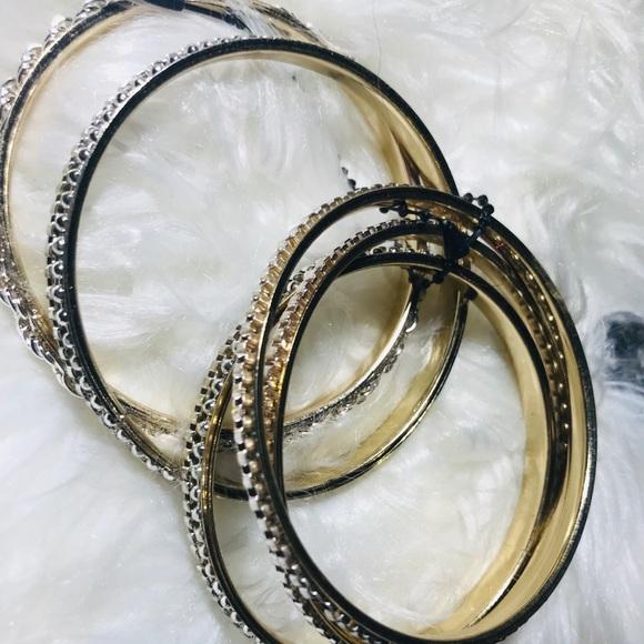 unbranded Jewelry - ❤️Silver/gold boho style bracelet sets❤️